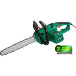 Qualcast Chainsaw Review - 2015 - 2016