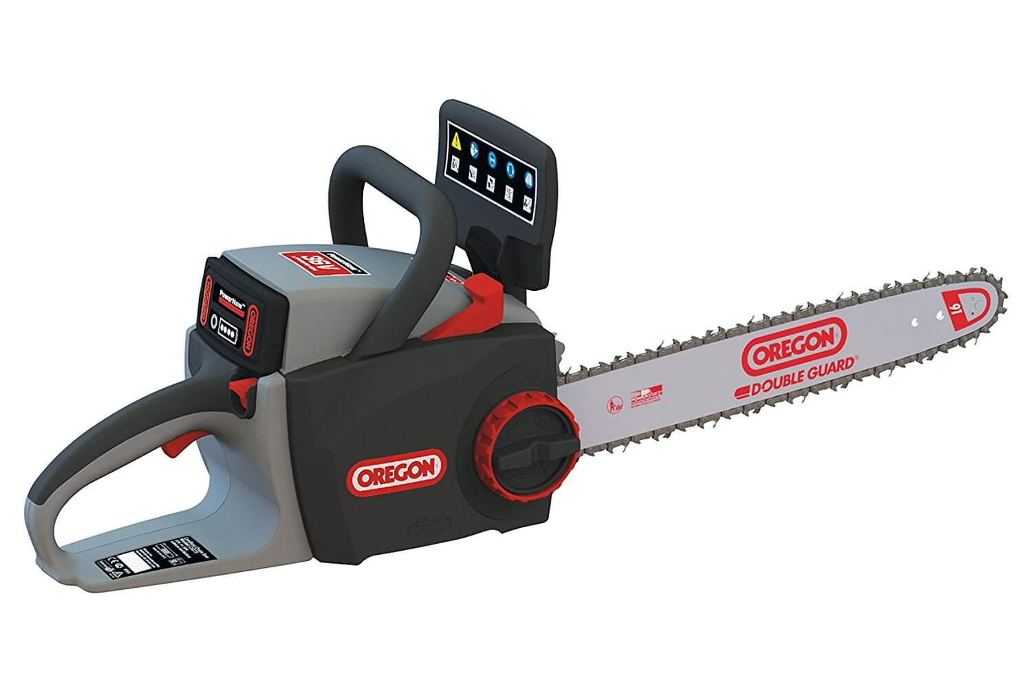 Oregon Chainsaw Review - 2015 - 2016