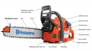 Chainsaw Safety Tips